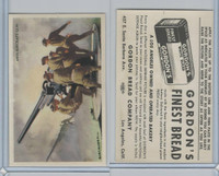 D59, Gordon Bread, National Defense Pictures, 1940's, Anti-Aircraft Gun