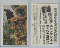 D59, Gordon Bread, National Defense Pictures, 1940's, 155mm Howitzer
