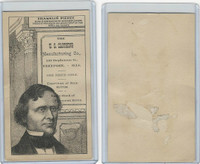 H602 US Clothing, Presidents, 1890's, Franklin Pierce