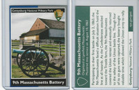 2012 National Park Service, Gettysburg, 9th Massachusetts Battery