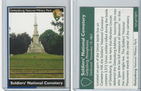2012 National Park Service, Gettysburg, Soldiers' National Cemetery