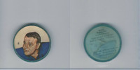1963 Nalley's Coins Football, Humpty Dumpty Chips, #6 Doug McNichol