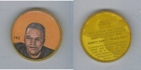 1963 Nalley's Coins Football, Humpty Dumpty Chips, #142 Willie Fleming