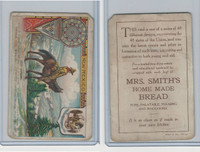 D93 Mrs. Smiths Bread, Cards of States, 1910, New Mexico