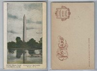 E Card, Zeno Gum, United States Views, 1910, Washington Monument