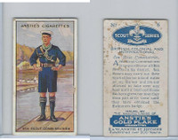 A66-15 Anstie Cigarettes, Scout Series, 1923, #6 Sea Scout Commissioner
