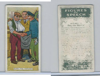 A72-27 Ardath, Figures Of Speech, 1936, #13 Bury The Hatchet