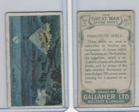 G12-19 Gallaher, The Great War, 1915, #127 Parachute Shell