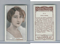 G12-47 Gallaher, Cinema Stars, 1926, #20 Hedda Hopper