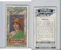 P72-32 Player, Egyptian Kings & Queens, 1912, #22 Mercury