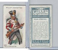 W62-213 Wills, Arms & Armour, 1910, #48 Corporal 6th Foot