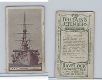 W62-219B Wills, Britain's Defenders, 1915, #43 HMS Exmouth