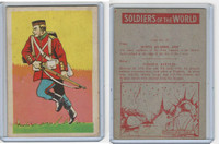 1961 Chix, Soldiers of the World, 1961, #20 Scots Guards 1899