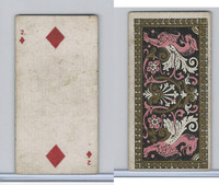 N84 Duke, Playing Cards, 1888, Two of Diamonds