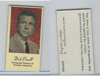 UW4 Peerless, Movie Stars Red Series, 1940's, Dick Powell