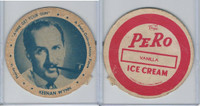 F5-16 Dixie Cup, 1950, Movie Stars, Large Size, Keenan Wynn