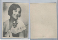 W618 Brody, Motion Picture Stars, 1926, Blank Back, Barbara Kent