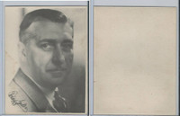 W618 Brody, Motion Picture Stars, 1926, Blank Back, Richard Tucker