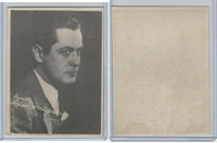 W618 Brody, Motion Picture Stars, 1926, Blank Back, Robert Montgomery