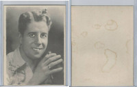 W618 Brody, Motion Picture Stars, 1926, Blank Back, Rudy Vallee