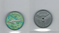 1960's Jell-o Hostess, Airplane Coin, #111 Viscount 1950