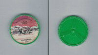 1960's Jell-o Hostess, Airplane Coin, #130 Universal 1925