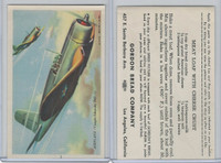 D39-8, Gordon Bread, Speed Pictures, 1941, Airplane, Vought F4U-1