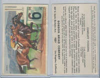 D39-8, Gordon Bread, Speed Pictures, 1941, Horse