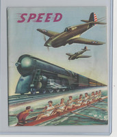 D39-8, Gordon Bread, Speed Pictures, 1941, Album Unused