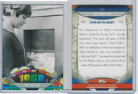 2011 Topps, American Pie, #101 The First ATM