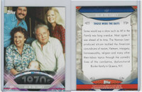 2011 Topps, American Pie, #107 All In The Family