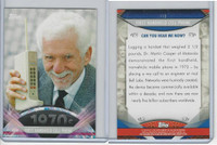 2011 Topps, American Pie, #112 First Hand Held Cell Phone