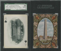 PL Card, Chisholm, Historic Boston, 1897, C4, Mrs. Gardiners Palace, SGC 88 NMMT