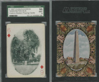 PL Card, Chisholm, Historic Boston, 1897, D6, Washington Elm, SGC 96 Mint