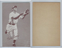 1947-66 Exhibit, Baseball, Harry Lowery (Name Misspelled), Cardinals