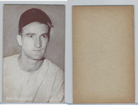 1947-66 Exhibit, Baseball, Bob Porterfield, Senators