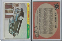 1964 Topps, Hot Rods, Automobiles, #2 New Breed TV Car