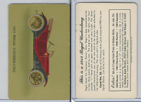 UO5 Signal Oil, Antique Autos, 1953, #22 Regal Underslung 1913