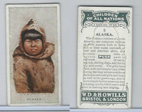 W62-441 Wills, Children of all Nations, 1925, #2 Alaska