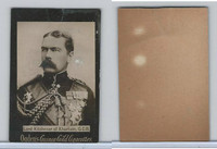 O2-0 Ogdens, Guinea Gold Cigarettes, 1901, Lord Kitchener of Khartum