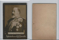 O2-0 Ogdens, Guinea Gold Cigarettes, 1901, H.R.H. The Prince Of Wales