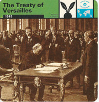 1977 Edito-Service, World War II, #01.02 The Treaty of Versailles