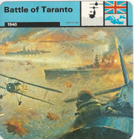 1977 Edito-Service, World War II, #01.03 Battle of Taranto