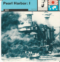 1977 Edito-Service, World War II, #01.04 Pearl Harbor: 1