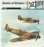 1977 Edito-Service, World War II, #01.06 Battle of Britain: I