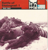 1977 Edito-Service, World War II, #01.07 Battle of Stalingrad: I