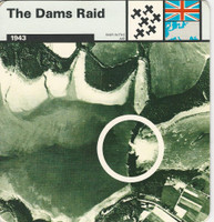 1977 Edito-Service, World War II, #01.08 The Dams Raid
