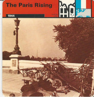 1977 Edito-Service, World War II, #01.10 The Paris Rising