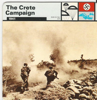 1977 Edito-Service, World War II, #01.12 The Crete Campaign