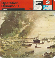 1977 Edito-Service, World War II, #01.13 Operation Dynamo: I